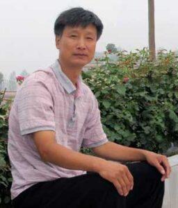 Chen Chun Sheng- Tai Chi style Chen Xiaojia
