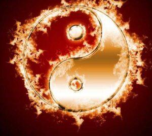 Ce que le Tai Chi n'est pas - Taichi Yin Yang en feu