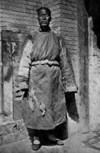 Refugie Chinois Chine 1901 Arthur Smith