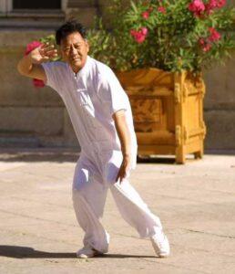 Tai Chi Lyon - Maitre Zheng Xu Dong Taijquan style Chen
