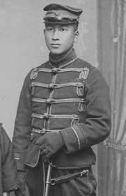 Tenue de Tai Chi - Hussard Japonais