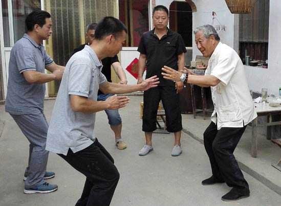 Tai Chi Originel Petite Forme Chen Bo Xiang et Chen Chun Sheng