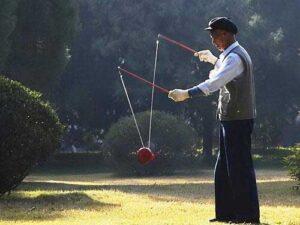 parc lyon chine diabolo kongzhu taijiquan