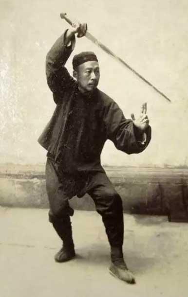 Epée Taijiquan Chen Wei Ming