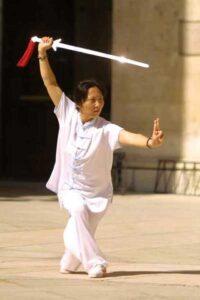 Epee Tai Chi Shen Zhen Jun