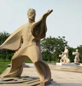 taijiquan-chenjiagou-statue