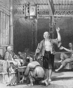 Chen-Baoqu-Tai-Chi-Chen-Opium-Chine-19eme-siecle