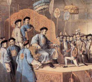kotow-mccartney-qianglong-ketou-genuflexion
