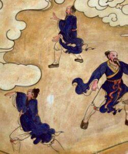 Zhang-Sanfeng-Wudang-Mont-Taoiste
