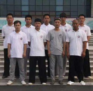 Disciples-Chen-Chun-Sheng-Shi-Yu-Bao-lin-Li-Feng-qiao-Xu-Jun-gong