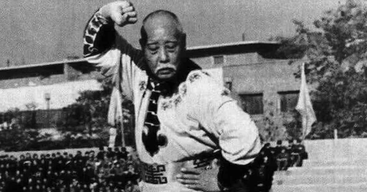 Chen Fake Taiji Quan Chenjiagou Tai Chi Chen Fa Ke Lyon